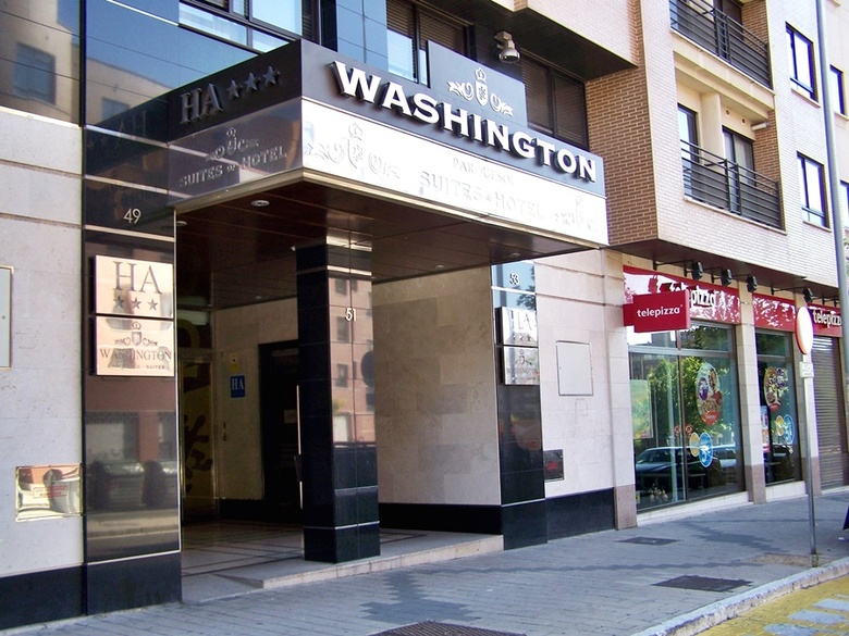 Washington Parquesol Suites And Hotel