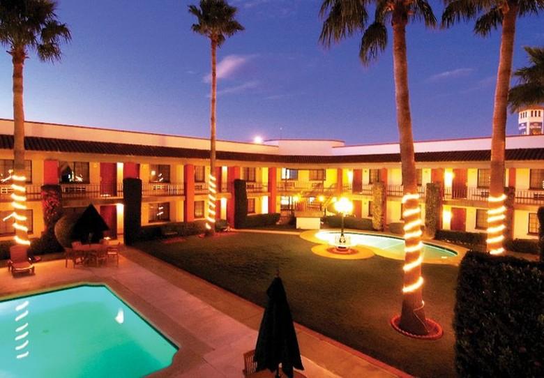 Hotel colonial ciudad juarez ciudad juarez chihuahua for Hotel ciudad jardin