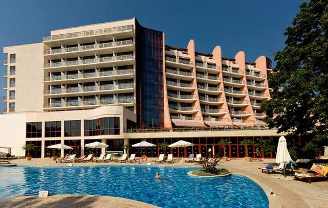 Hotel Doubletree By Hilton Varna -golden Sands