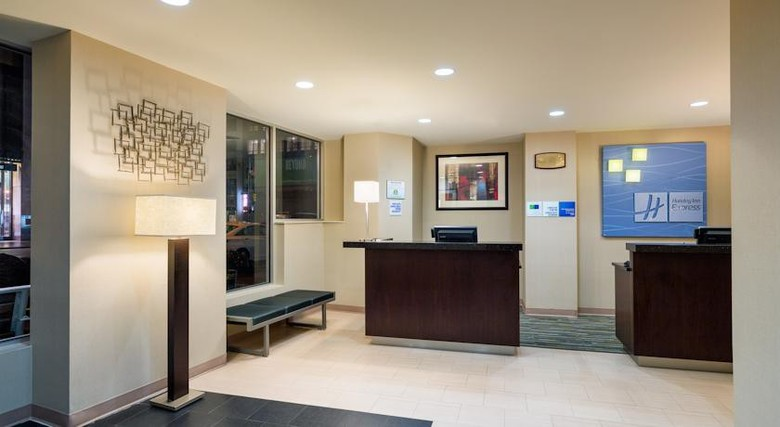 Hotel Holiday Inn Express - Wall Street