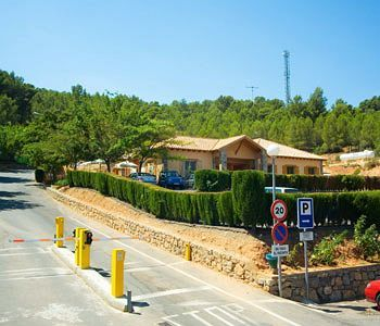 Hotel Camping-bungalows Altomira