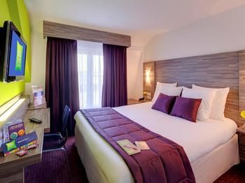 Hotel Ibis Styles Rennes Centre Gare Nord (formerly All Seasons)