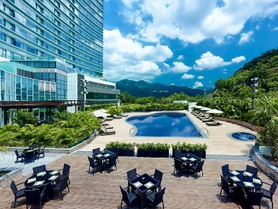 Hotel Hyatt Regency Sha Tin