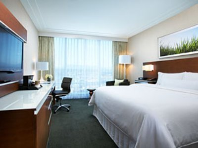 Hotel Westin Wall Centre Vancouver Airport