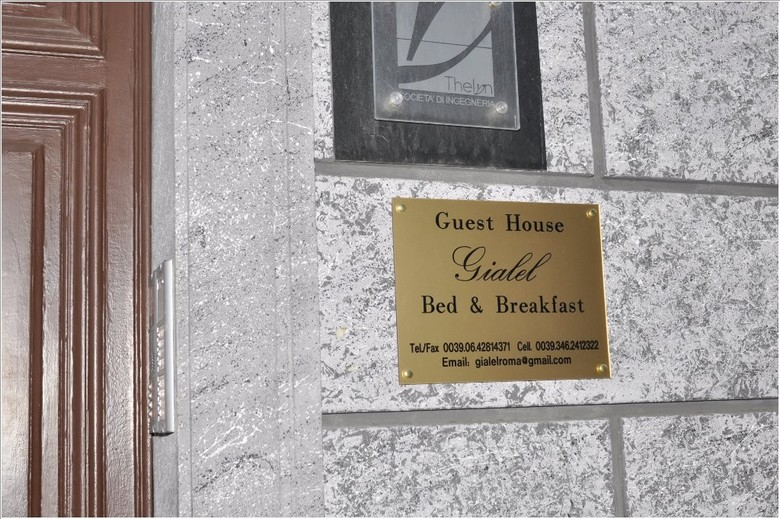 Bed & Breakfast Gialel