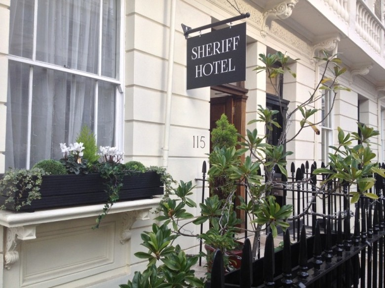 Bed & Breakfast Sheriff Hotel