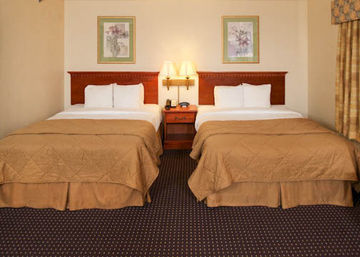 Hotel Comfort Inn Atlantic City/absecon Area