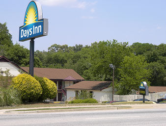 Hotel Days Inn Downtown Aiken