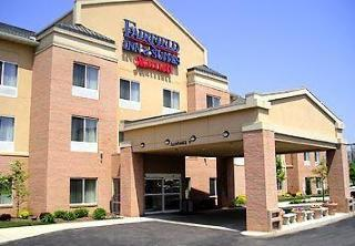Hotel Fairfield Inn & Suites Akron South