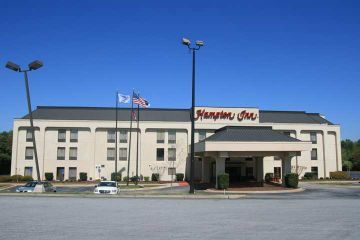 Hotel Hampton Inn Madison