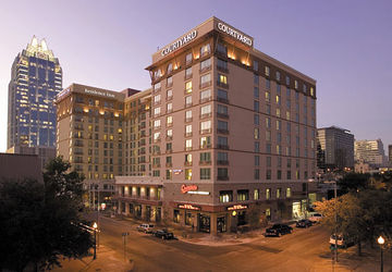 Hotel Residence Inn Austin Downtown/convention Center