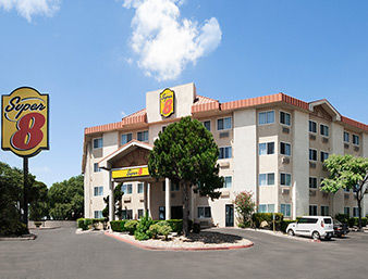 Hotel Super 8 Austin North/universit