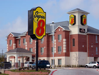 Hotel Super 8 Motel Austin Airport Area South