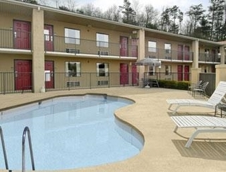 Hotel Days Inn Asheville North