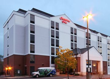 Hotel Hampton Inn Boston Peabody Ma