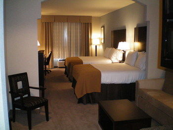 Holiday Inn Express Hotel & Suites Beaumont Nw