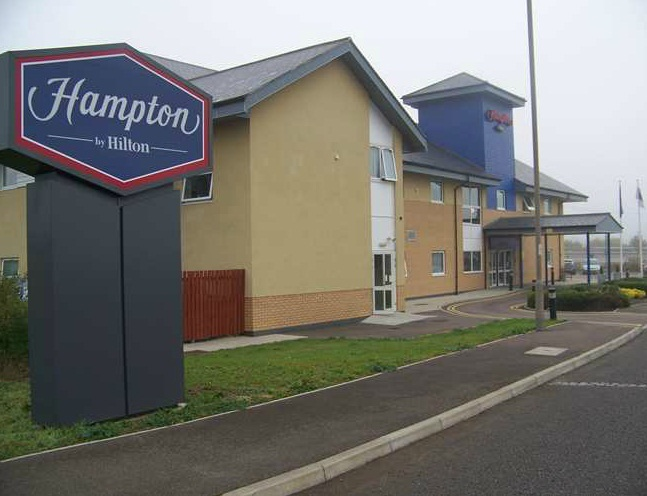 Hotel Hampton By Hilton Braintree