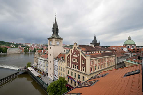 Hotel Charles Bridge Palace