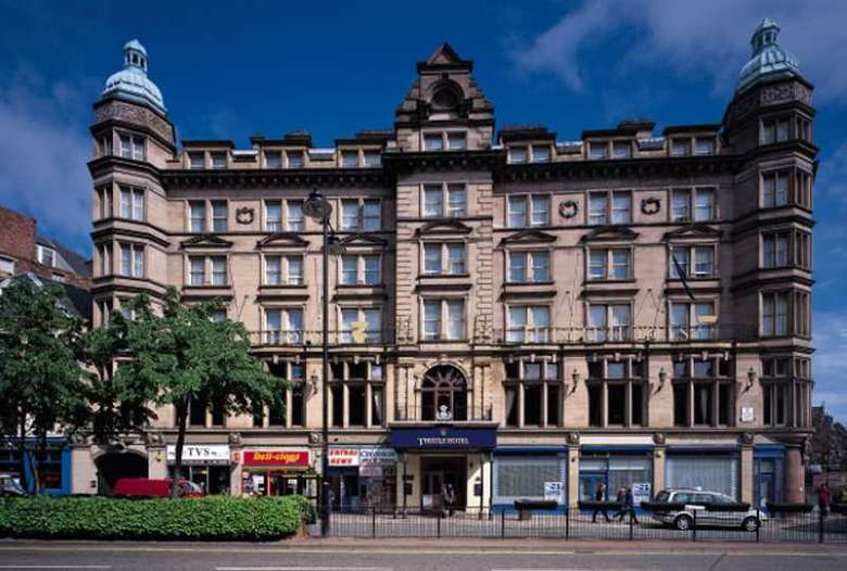 Hotel Thistle Newcastle