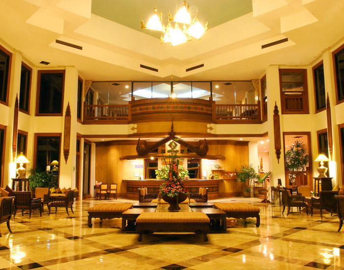 Hotel Imperial Golden Triangle