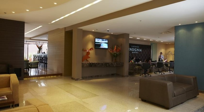 Hotel Doubletree Parque 93 By Hilton