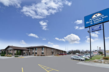 Hotel Americas Best Value Inn And Suites Bismarck