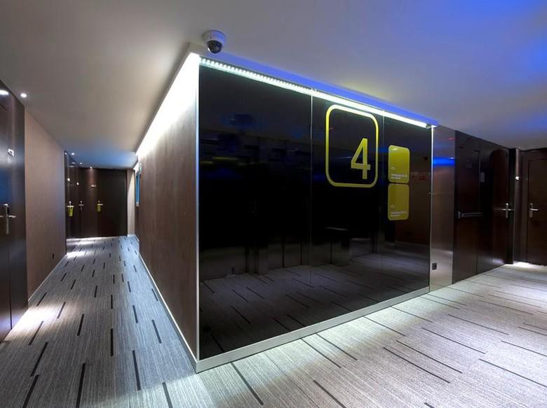 Hotel exe moncloa madrid - Hoteles modernos espana ...