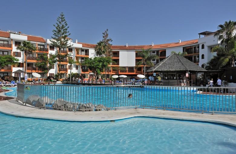 Hotel globales tamaimo tropical puerto de santiago tenerife - Puerto santiago tenerife mapa ...