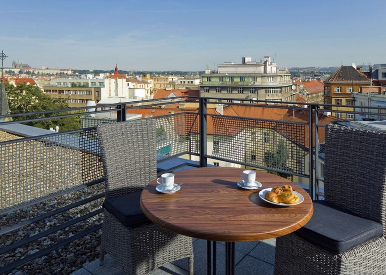 Hotel Mamaison Residence Downtown Prague