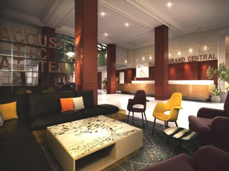 Hotel Scandic Grand Central
