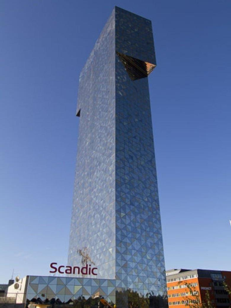 Hotel Scandic Victoria Tower