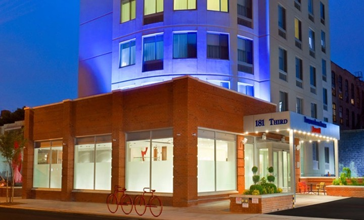 Hotel Fairfield Inn & Suites By Marriott New York Brooklyn