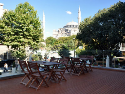 Hotel Hagia Sophia Old City