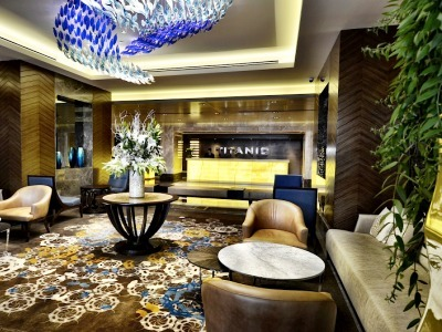 Hotel Titanic Business Europe