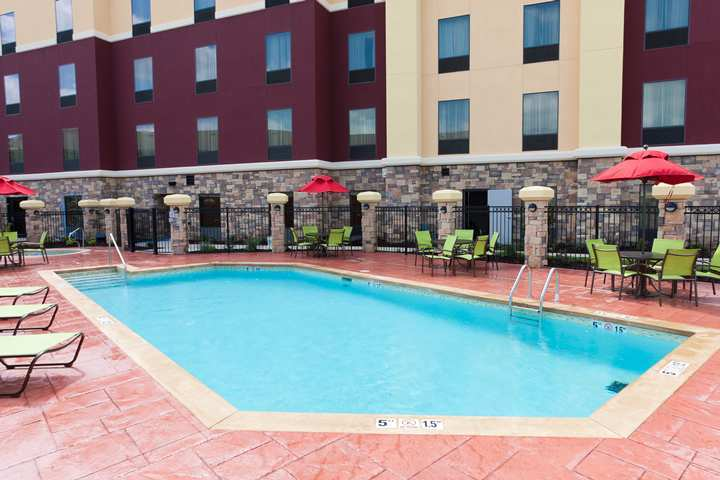 Hotel Hampton Inn And Suites Tulsa/central, Ok