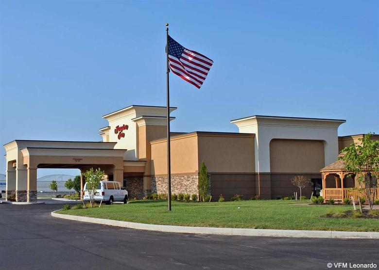 Hotel Hampton Inn Evansville/airport, In
