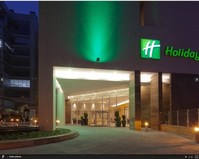 Hotel Holiday Inn Bogota Airport