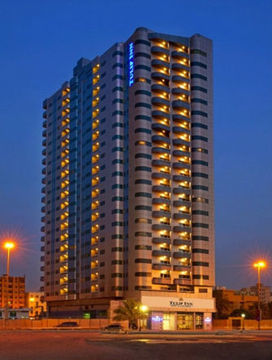 Hotel Tulip Inn Royal Suites Ajman