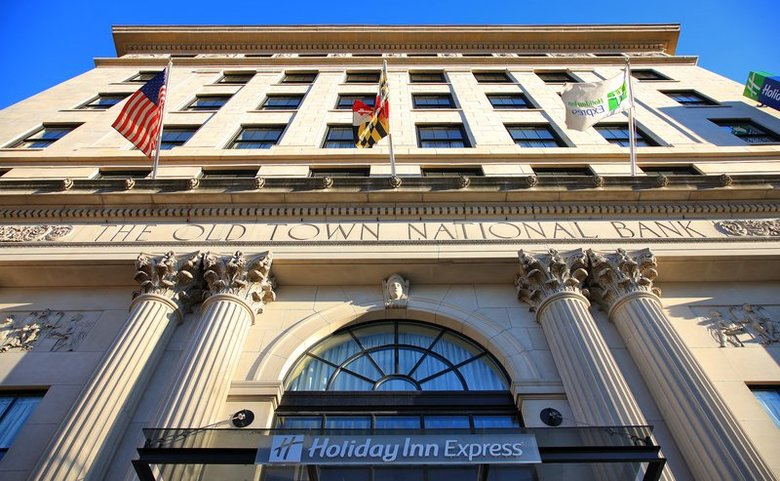 Hotel Holiday Inn Express Baltimore-downtown