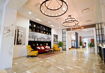 Hotel Nashville Marriott At Vanderbilt University