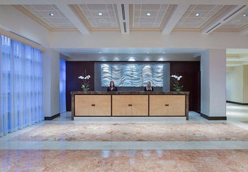 Hotel Boca Raton Marriott At Boca Center