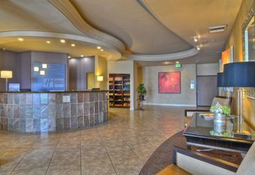 Hotel Holiday Inn Express San Diego South - Chula Vista