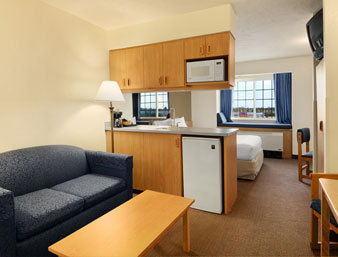 Hotel Microtel Inn And Suites Anchorage - Airport