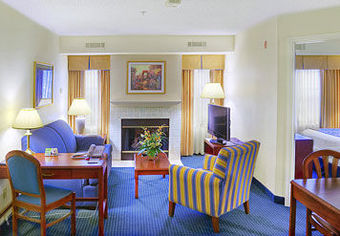Hotel Residence Inn Charlotte South At I-77/tyvola Road