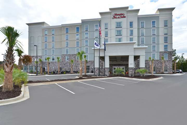 Hotel Hampton Inn And Suites Columbia Southeast- Ft Jackson