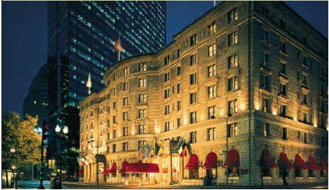 Hotel Fairmont Copley Plaza(dlx King