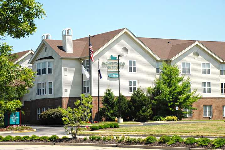 Hotel Homewood Suites By Hilton St. Louis-chesterfield