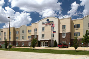 Hotel Candlewood Suites Champaign-ur
