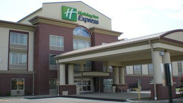 Hotel Holiday Inn Express Bentleyville