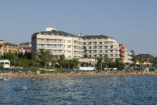 Hotel Aska Just In Beach
